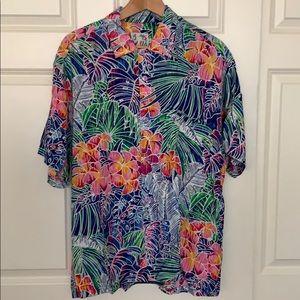 Men's L Jams World Hawaiian Shirt - retired print